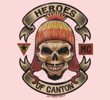 Heroes of Canton Bike Club Kids Clothes