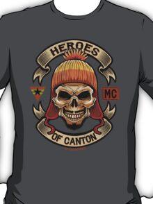 Heroes of Canton Bike Club T-Shirt