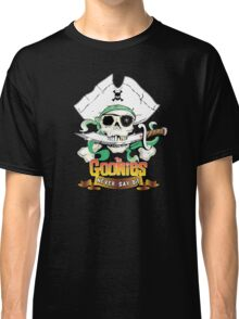 The Goonies - Never Say Die Black Variant Classic T-Shirt