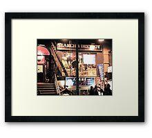Search & Destroy Framed Print