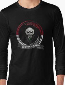 panda designer  Long Sleeve T-Shirt