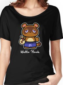 Hello Nook Women's Relaxed Fit T-Shirt