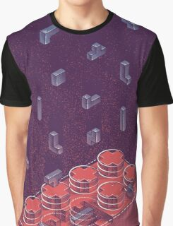 Brick Ception Graphic T-Shirt
