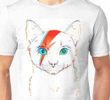 cat stardust Unisex T-Shirt