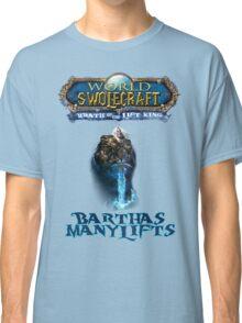 Barthas Manylifts, The Lift King Classic T-Shirt