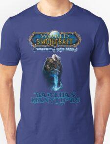 Barthas Manylifts, The Lift King Unisex T-Shirt