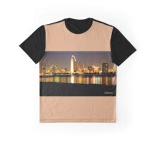REFLECTIONS - CITYSCAPE Graphic T-Shirt