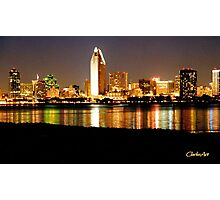 REFLECTIONS - CITYSCAPE Photographic Print