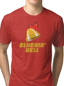 Cluckin' Bell (Inspired by Grand Theft Auto) Tri-blend T-Shirt