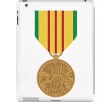 Vietnam Medal iPad Case/Skin