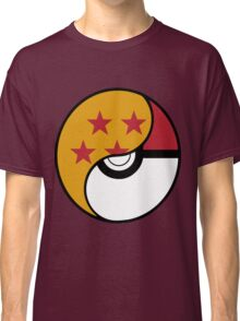 Dragon Ball x Pokemon Classic T-Shirt