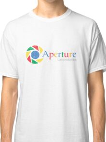 Aperture Laborotories (Inspired by Portal) Classic T-Shirt