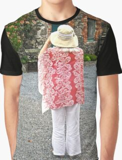 Photograph of the Photographer Graphic T-Shirt