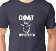 Goat Whisperer Unisex T-Shirt