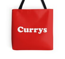 Currys Tote Bag