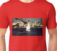 San Diego Skyline - Day Unisex T-Shirt