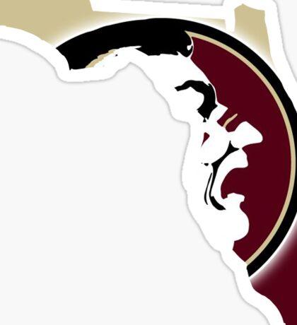 FSU Florida  Sticker