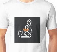8 Bit Buddha Unisex T-Shirt