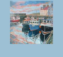 Pittenweem Harbour  Unisex T-Shirt