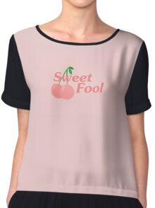 Sweet Fool Chiffon Top