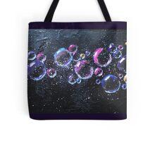 Galaxy Bubbles Tote Bag