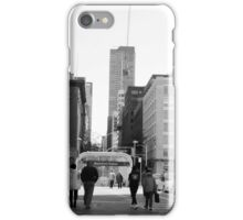 Vancouver, BC: Waterfront Station iPhone Case/Skin