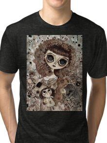 Forgotten Girl Tri-blend T-Shirt