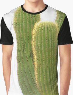 Cactus - Arizona Graphic T-Shirt