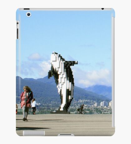 Vancouver, BC: 8-Bit Orca iPad Case/Skin
