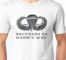 Jump Wings - Brothers in Harm's Way Unisex T-Shirt