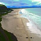 Downhill Beach, Derry, Northern Island by Shulie1