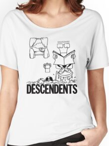 Descendents - Everything Sucks Women's Relaxed Fit T-Shirt