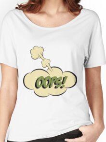 Pop-Art Style Women's Relaxed Fit T-Shirt