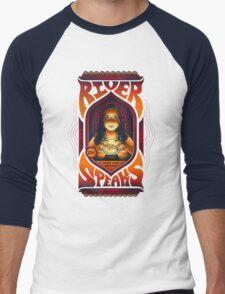 River Speaks Men's Baseball ¾ T-Shirt