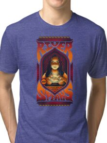 River Speaks Tri-blend T-Shirt