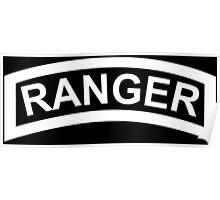Ranger tab Poster