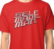 "FtM ""Self Made Man"" - Hot Rod Style Classic T-Shirt"