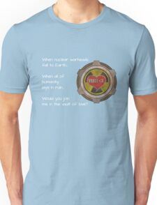 Would You Join Me In The Vault Of Love? Gamer Valentine Unisex T-Shirt