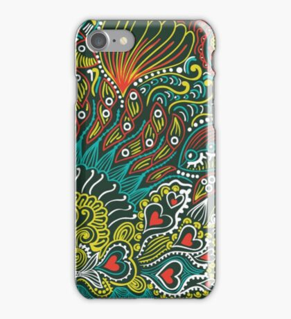Desigual iPhone Case/Skin