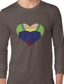A Courageous Heart Long Sleeve T-Shirt