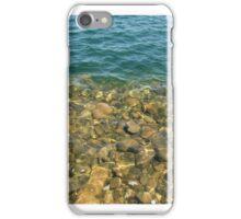Lake George Rocks iPhone Case/Skin