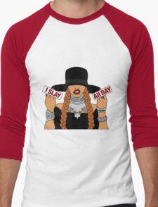 beyonce Men's Baseball ¾ T-Shirt