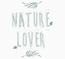 Nature Lover - Boho Blue One Piece - Long Sleeve