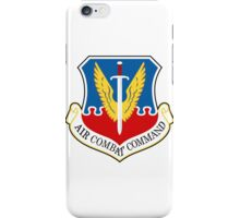 AF Air Combat Command iPhone Case/Skin