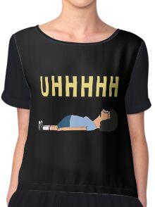 Tina Belcher: Uhhhhhhh Chiffon Top