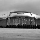 Dallas Cowboys Stadium by Michael McCasland