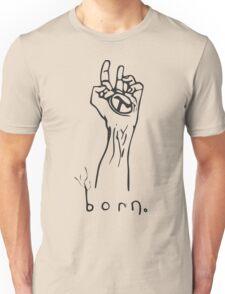 Half-Life 2 - Born graffiti black Unisex T-Shirt
