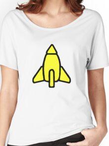 Reggie Rocket Women's Relaxed Fit T-Shirt