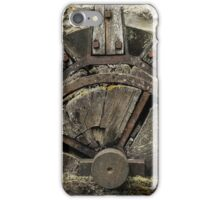 Old Forge Water Wheel Spindle iPhone Case/Skin