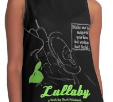 Lullaby, a book by Chuck Palahniuk Contrast Tank